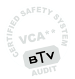 VCA logo BTV Audit