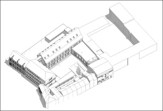 teccon_ondergrondse meting_ontwerp school
